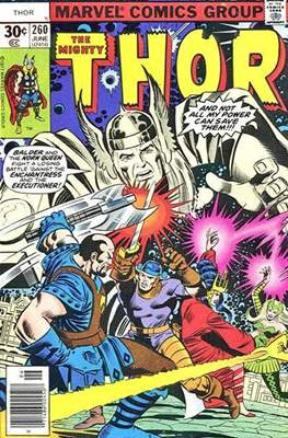 Journey into Mystery / Thor Vol 1 (Comic Book) #260