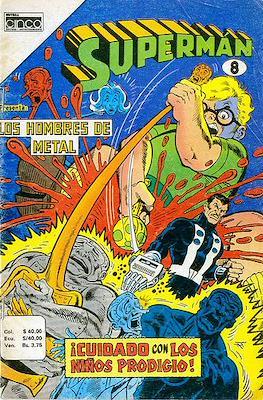 Supermán #8