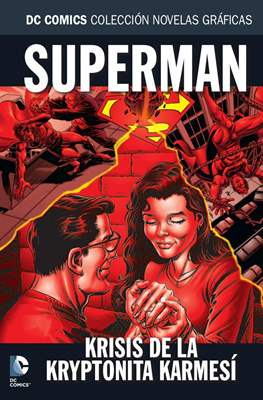 Colección Novelas Gráficas DC Comics #63