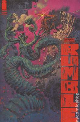 Rumble Vol. 2 (2017- Variant Cover) (Comic-book) #9