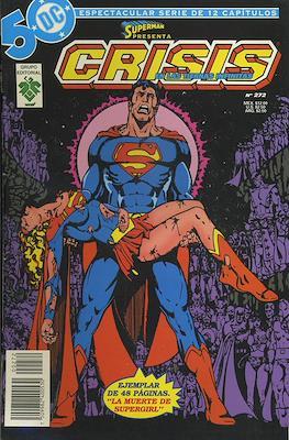 Supermán (1986-2001) (Grapa) #272