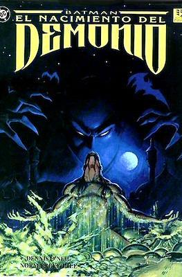 Batman. El nacimiento del demonio