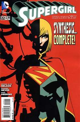 Supergirl Vol. 6 (2011-2015) (Comic Book) #22
