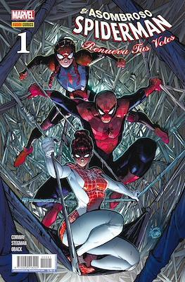 El Asombroso Spiderman: Renueva tus votos