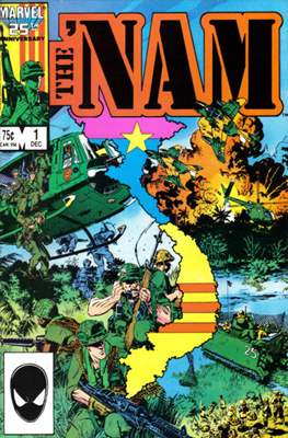 The 'Nam Vol 1 (Comic-book.) #1