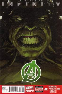 Avengers Vol. 5 (2013-2015) (Comic Book) #16