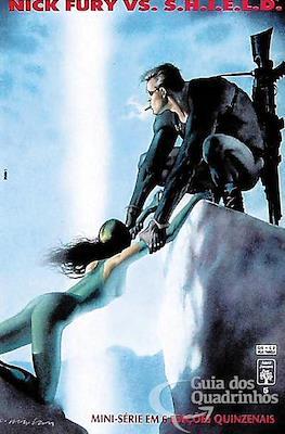 Nick Fury Vs Shield (Grapa) #5