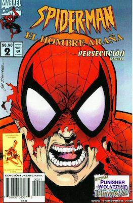 Spider-Man el Hombre Araña (1996-1998) (Grapa) #2