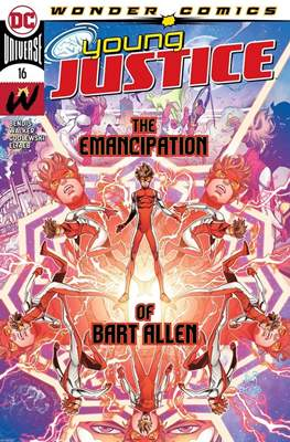 Young Justice (2019-) (Comic Book) #16