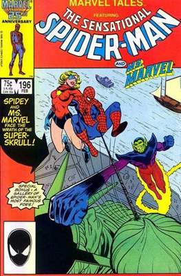 Marvel Tales (Comic Book) #196
