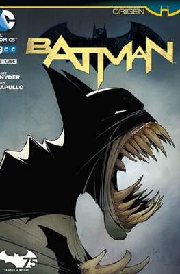 Batman (grapa) #4