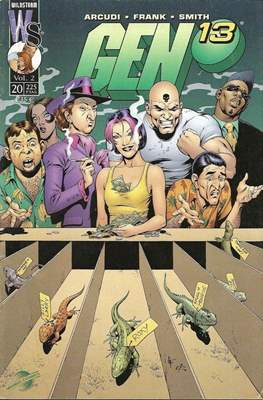 Gen 13. Vol. 2 (Grapa 24-32 pp) #20