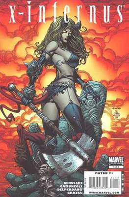X-Infernus (Comic Book) #1