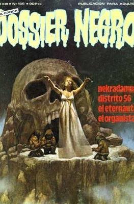Dossier Negro (Rústica y grapa [1968 - 1988]) #156