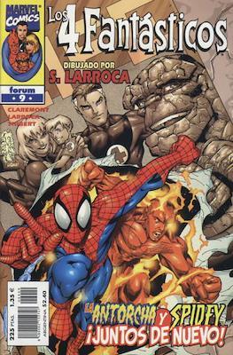 Los 4 Fantásticos Vol. 3 (1998-2001). Heroes Return (Grapa 24-48 pp) #9