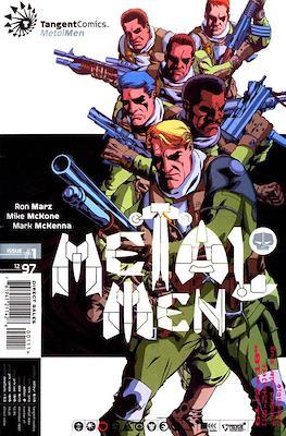 Tangent Comics: Metal Men