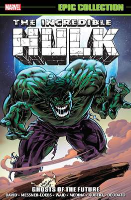 The Incredible Hulk Epic Collection #22