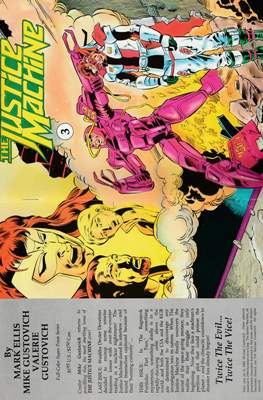 The Justice Machine (Comic Book) #3