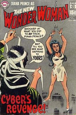 Wonder Woman Vol.1 (Comic Book) #188