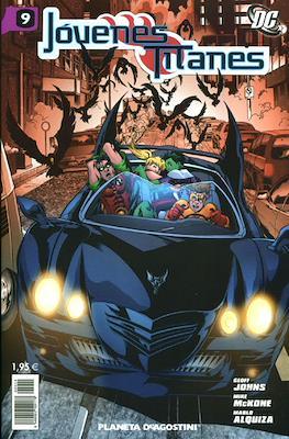Jóvenes Titanes (2005-2007) #9
