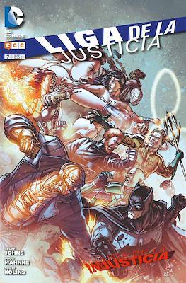 Liga de la Justicia. Nuevo Universo DC #7