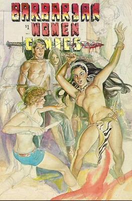 Barbarian Women Comics