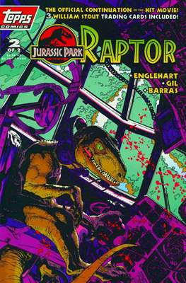 Jurassic Park: Raptor (Comic Book) #2