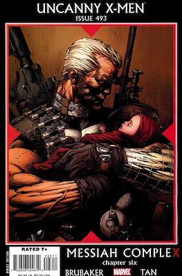 The Uncanny X-Men (1963-2011) (Comic-Book) #493