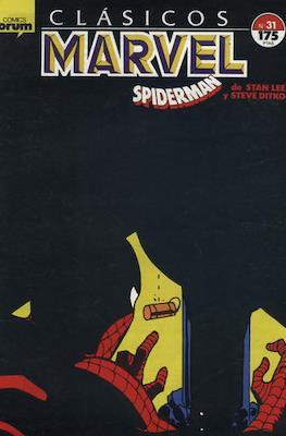 Clásicos Marvel (1988-1991) (Grapa.) #31