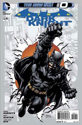 Batman: The Dark Knight Vol. 2 (2012-2015) (Comic-Book) #0
