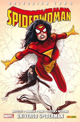 Spiderwoman (2015-2017). 100% Marvel (Rústica 112 pp) #1