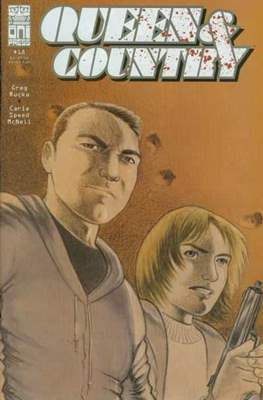 Queen & Country (Comic Book) #18