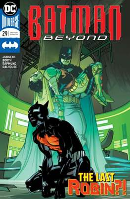 Batman Beyond (Vol. 6 2016-...) (Comic Book) #29