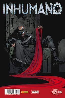 Inhumano / Inhumanos (2014-2018) (Grapa) #6