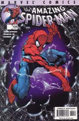 The Amazing Spider-Man Vol. 2 (1999-2014) (Comic-Book) #34 (475)
