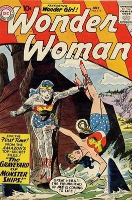 Wonder Woman Vol.1 (1942-1986; 2020-) (Comic Book) #115
