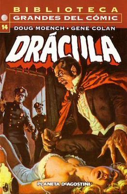 Biblioteca Grandes del Cómic: Drácula (2002-2004) (Rústica 160-192 pp) #14