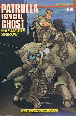 Patrulla Especial Ghost #2