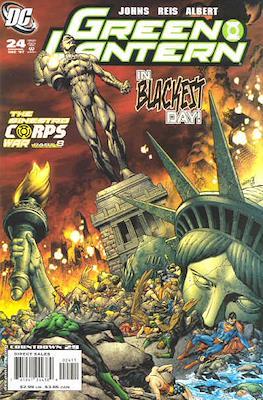 Green Lantern Vol. 4 (2005-2011) (Comic book) #24