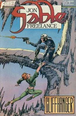Jon Sable, Freelance #9
