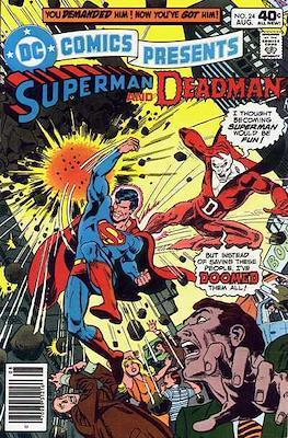 DC Comics Presents: Superman (Grapa) #24