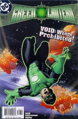 Green Lantern Vol. 2 (1990-2004) (Comic-Book) #166