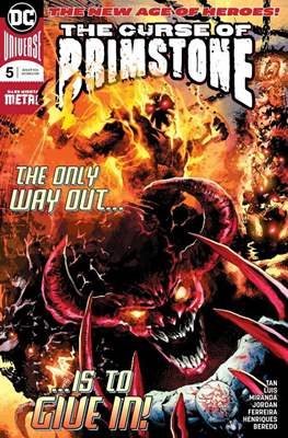 The Curse of Brimstone (Comic Book) #5
