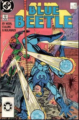 Blue Beetle Vol. 1 #17