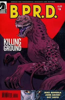 B.P.R.D. (Comic Book) #38
