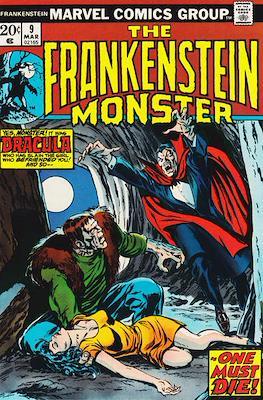 The Frankenstein monster (Grapa) #9