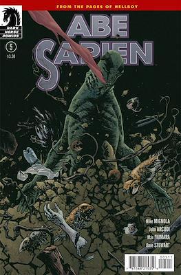 Abe Sapien (Comic Book) #15
