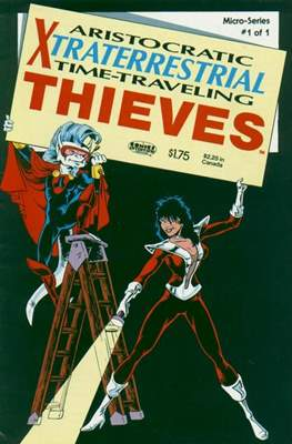 Aristocratic Xtraterrestrial Time-Travelling Thieves Micro-Series