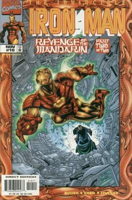 Iron Man Vol. 3 (1998-2004) (Comic Book) #10