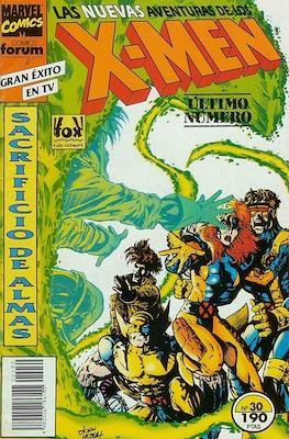 Las nuevas aventuras de los X-Men (Grapa 24 pp) #30